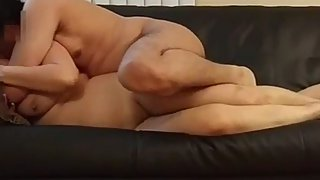 Horny Men Rough Sex With His NRI Wife On Sofa