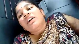 Telugu GF Sex Video Fucked Hard In Car Back Seat