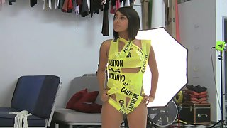 Indian Porn Babe Nikki Khanna Wild Fantasy